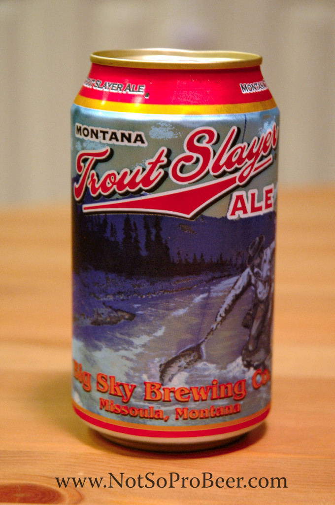 Red Chair Nwpa Clone Tall Upholstered Dining Chairs The Not So Professional Beer Blog Review Trout Slayer Ale Big Sky