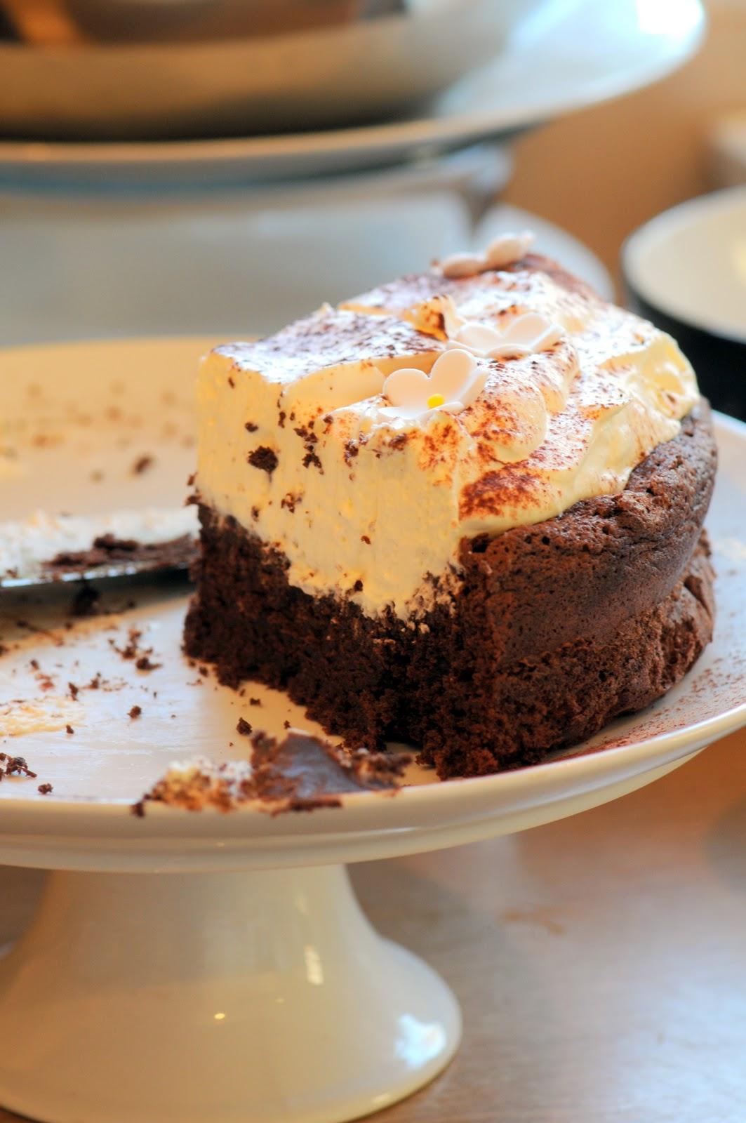 Nigellas Chocolate Cloud Cake Ren Behan Author Wild Honey and Rye