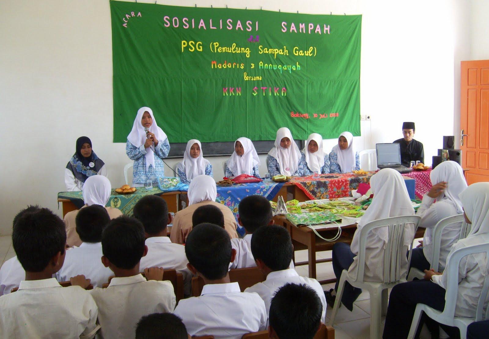 Kegiatan Peduli Lingkungan di Sekolah dan Pendidikan yang