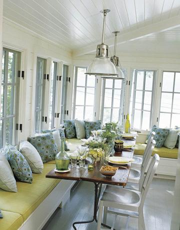 Casa Tr 200 S Chic Window Seats Bancos De Janela