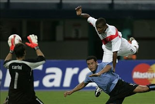 apisdev: primer  gol del partido
