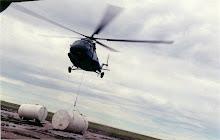 MI-17 CON GANCHO DE CARGA