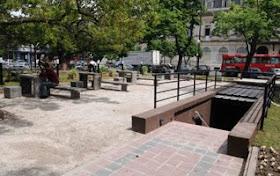 1043579cc104 Noticias de La Plata: Se habilitaron los baños públicos en la Plaza ...