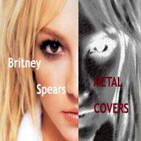 VA-Britney Spears Covered In Metal (2007) Cover