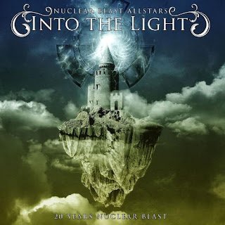Nuclear Blast Allstars - Into The Light, 20th Anniversary Cover+2