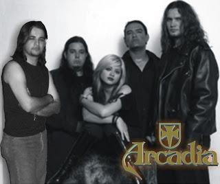 Arcadia-Puerta De Fuego (2003) Cover