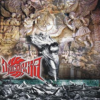 Discordia-Discordia (2006) Cover
