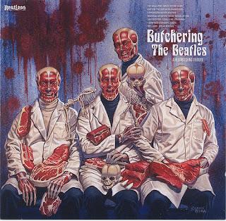 VA-Butchering The Beatles (2006) Cover