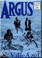 Argus-Valle Azul (1992) Cover