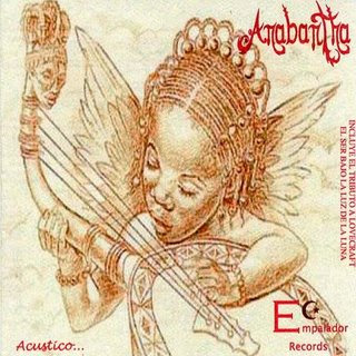 Anabantha-Acustico (2004) Cover