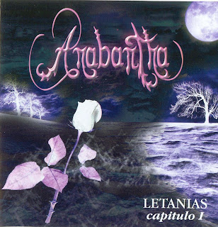 Anabantha-Letanias Capitulo I (2001-2006) Cover