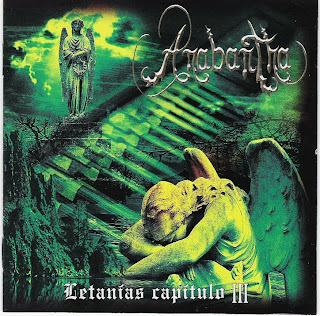 Anabantha- Letanias Capitulo III (2006) Cover