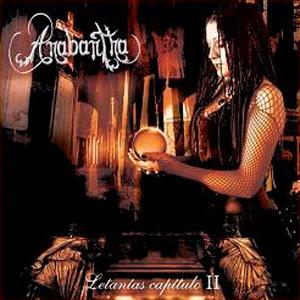 Anabantha-Letanias Capitulo II......La Pesadilla (2004-2007) Cover