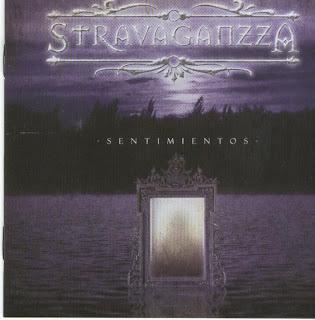 Stravaganzza-Sentimientos, Segundo Acto (2005) Cover