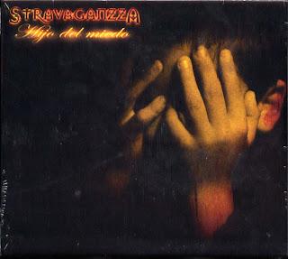 Stravaganzza-Hijo Del Miedo Ep (2006) Cover