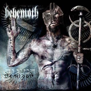 Behemoth-Demigod (2004) Cover