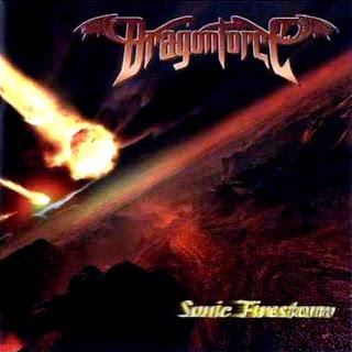 Dragonforce-Sonic Firestorm (2004) Cover