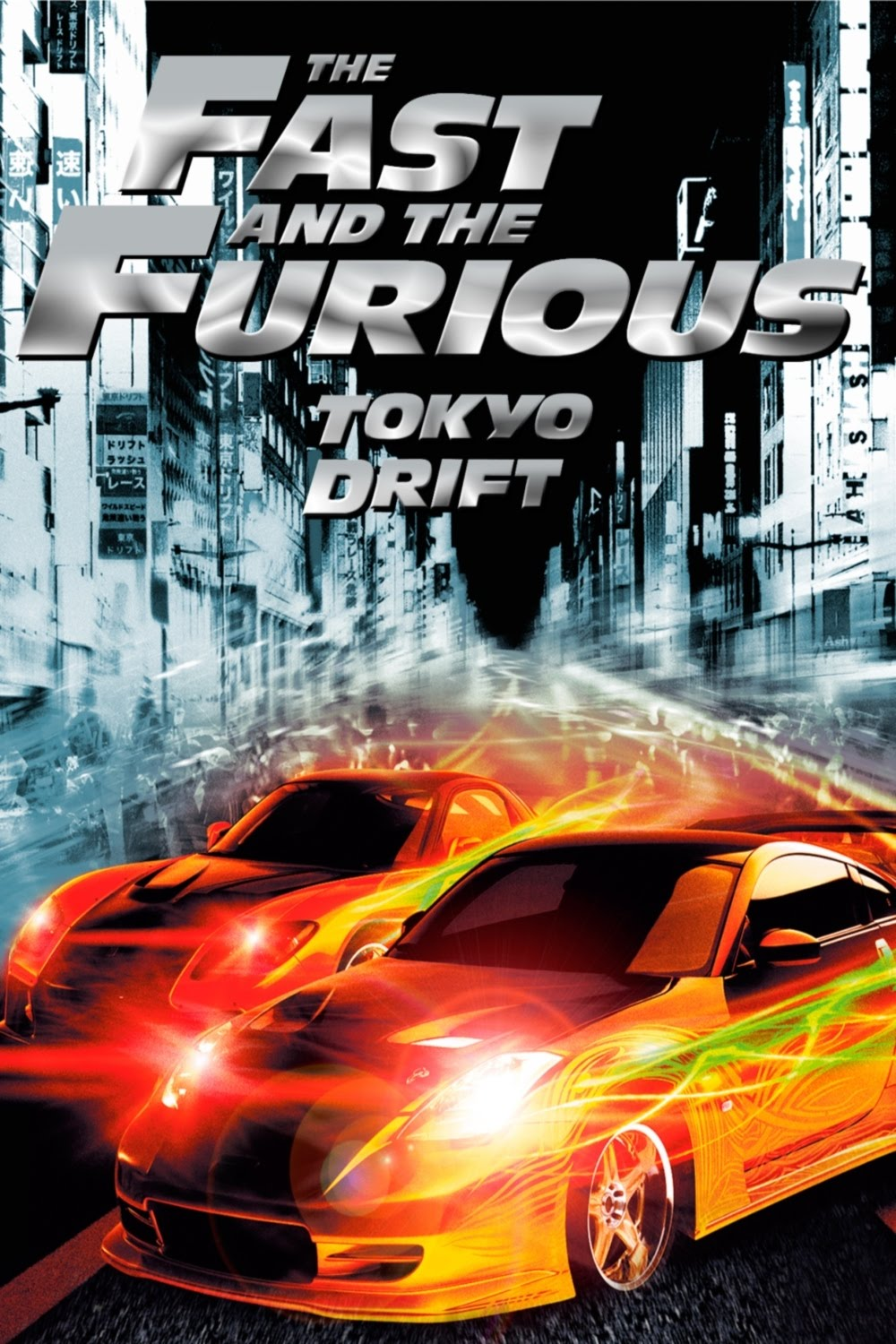 The Fast And The Furious Kinox