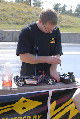 Fast RC: Results from the 2008 R/C Speed Challenge