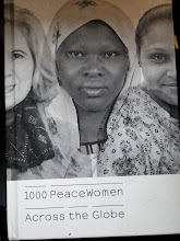 Books on 1000peacewomen