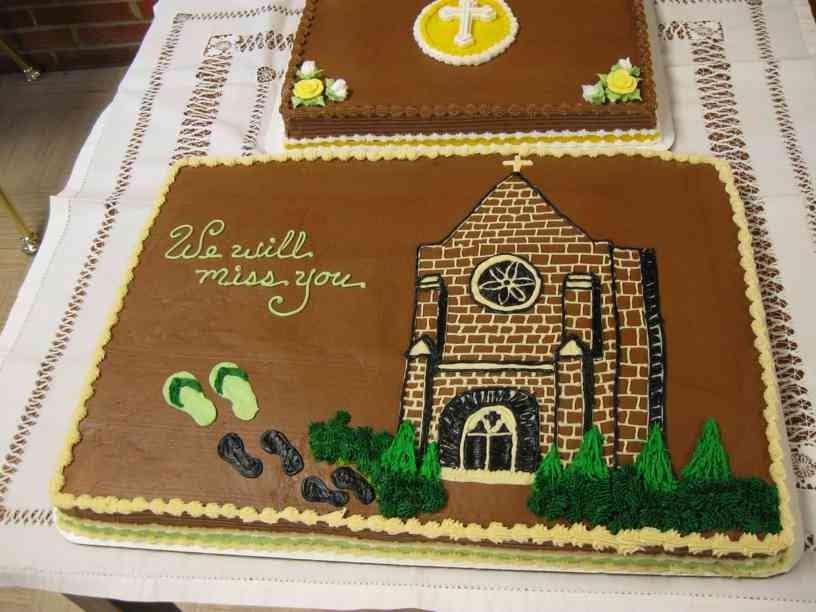 Rensselaer Adventures Fare Well Fr Tim Congrats Fr Len