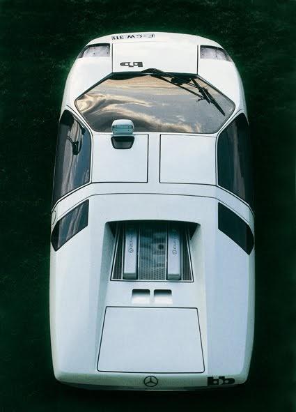 future car trends 1978 concept mercedes benz studie cw311. Black Bedroom Furniture Sets. Home Design Ideas