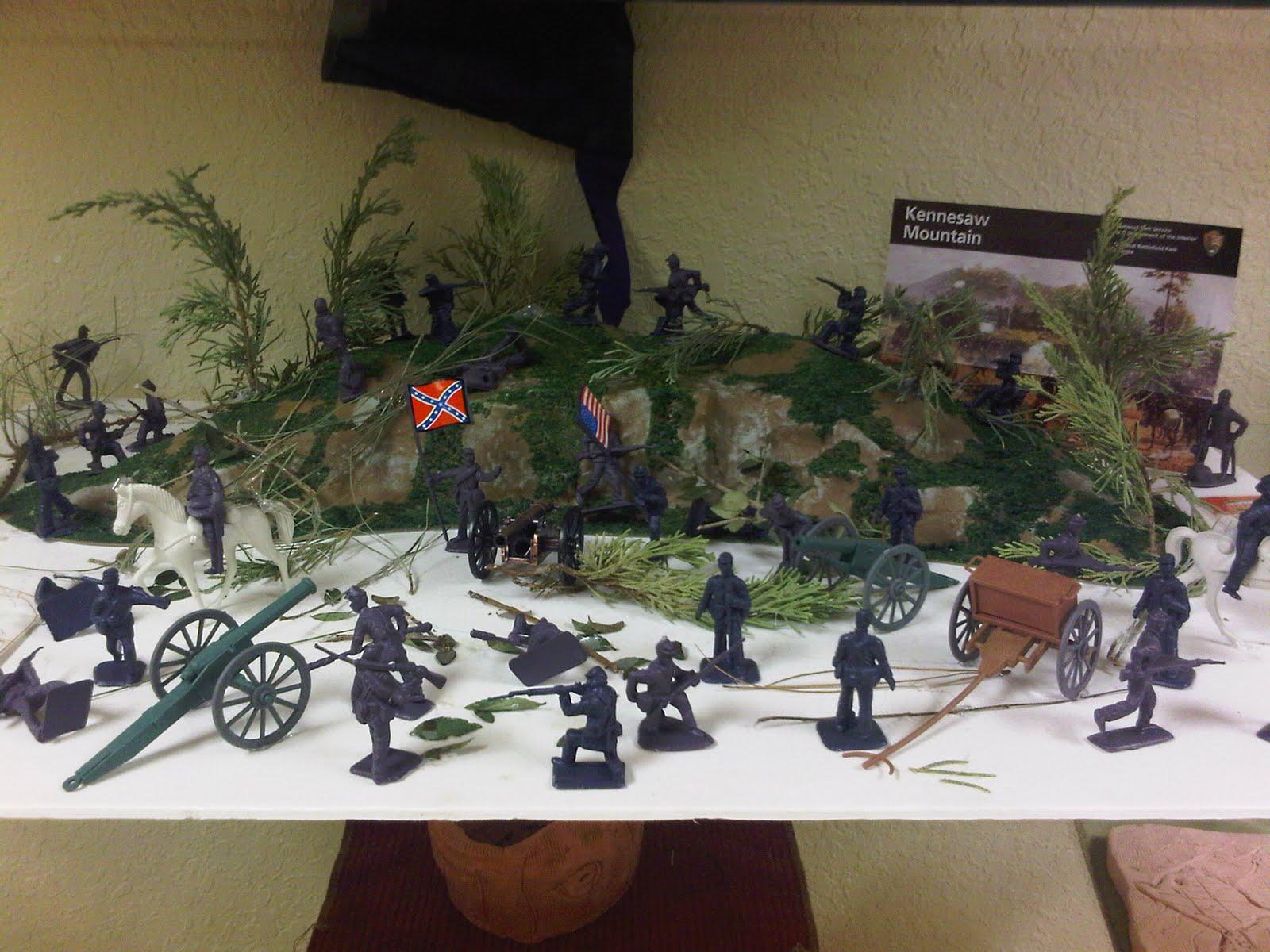 5th Grade Civil War Project