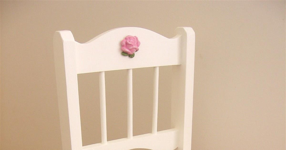 Shabbysilvia muebles rom nticos sillas y mesas infantiles for Muebles romanticos