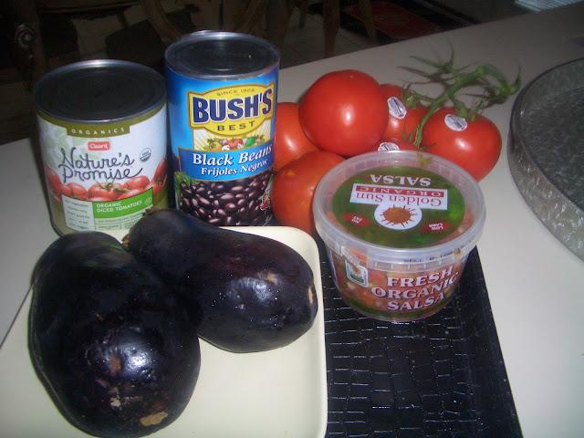 eggplant chili ingredients