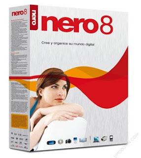 Nero 8.1 Portable (paea grabar cd y dvd) Nero8814