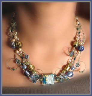 création de bijoux en perles