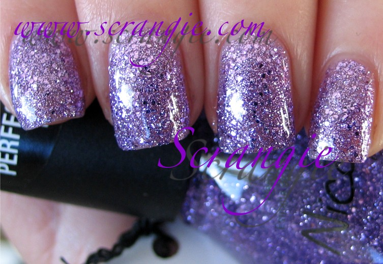 Scrangie Nicole By Opi Justin Bieber One Less Lonely Girl Collection 2011