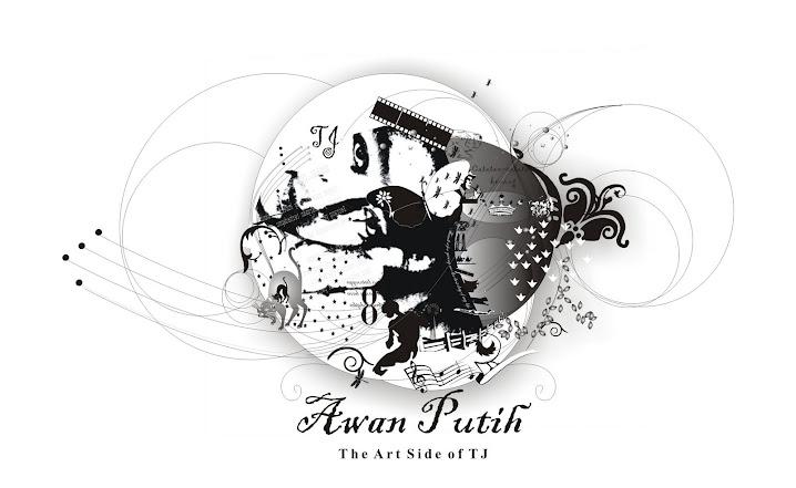 Awan Putih - The Art Side of TJ
