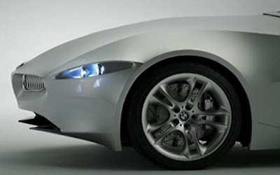 Spark: BMW GINA Light Visionary Model concept car pictures