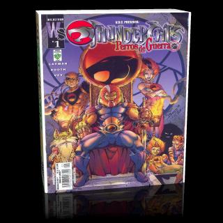 Thundercats King Arthur on The Collector S Zone  Thundercats Comics