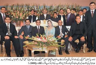 Moonis Elahi:: Moonis Elahi, Salman Taseer and Qasim Zia at