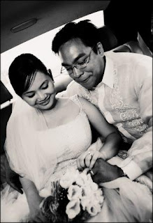 Llamzon-Reyes Wedding (July 5, 2007)