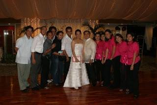 Yu-Dela Cruz Wedding (June 1, 2007)