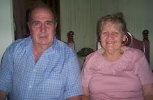 Idelso   y   su esposa Paulina