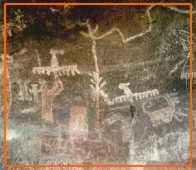 Cuevas Pintadas de Guachipas