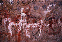 Pinturas rupestre  Cuevas del cacao(Catam)