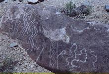 Neuquen -petroglifos