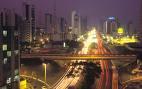 Vista Noturna de Cuiabá
