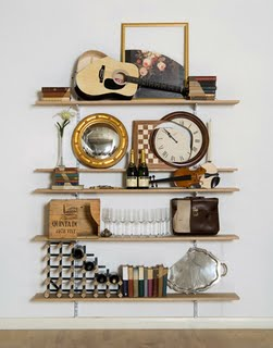decoration ideas, rafie, shelf, library, modern, sculptures, storage racks, party decoration, hopkins, design, designer, smart solutions, lounge, dining room, desk, clock, mirror, candle holder, black and white, gold, wine cellar, , guitar, disco ball, speaker, carton, paper, recycling, creative ideas