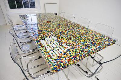 toys, lego, lego constructions, original decoration, loft decoration, children's room decoration, transparent chair, transparent polygraph, table, dining room, table, glass, modern decor, loft, minimal art, office table, meeting table
