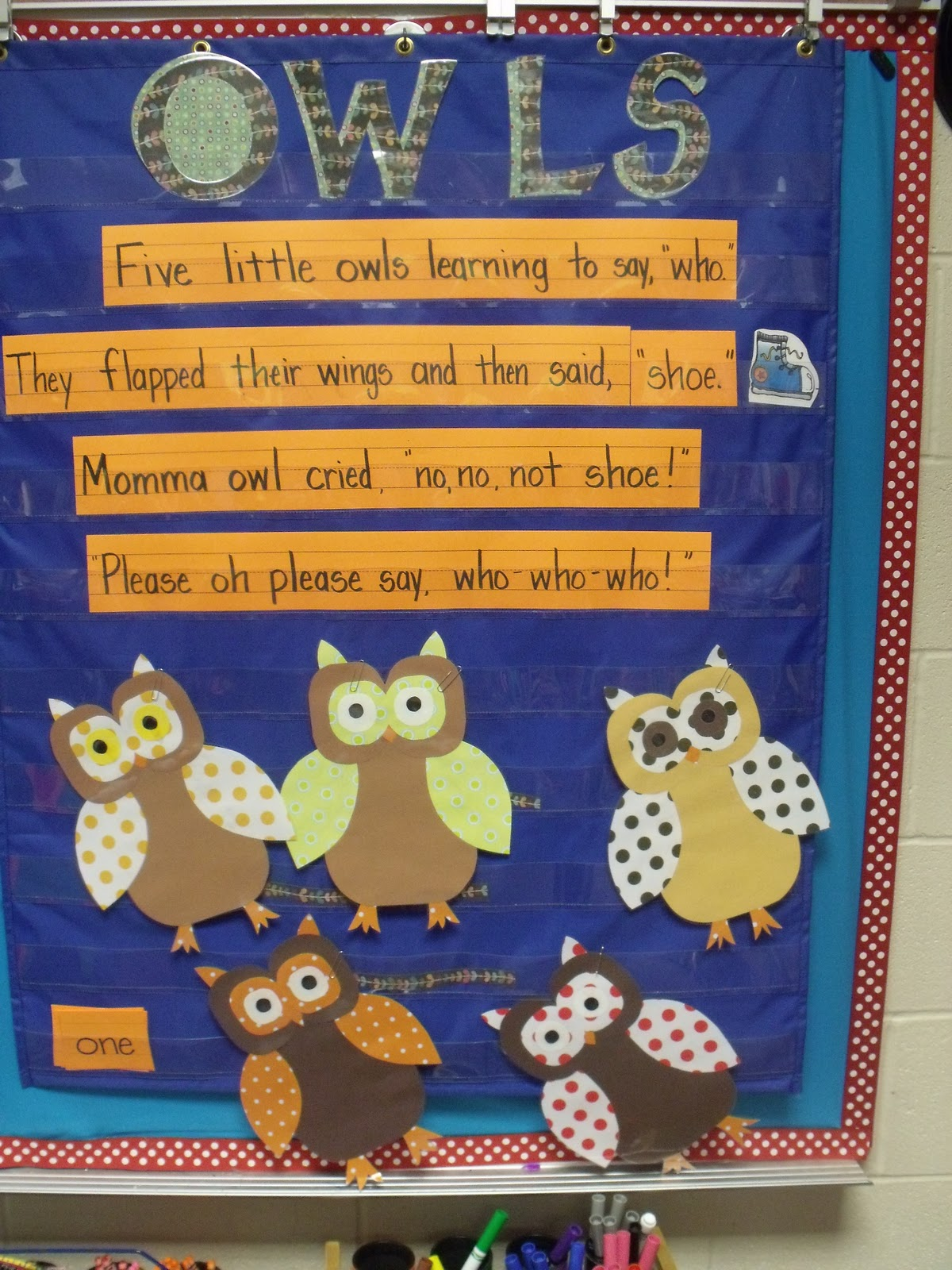 Fun With Owls