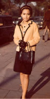 Diana Limjoco in London 1967