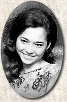Diana Limjoco at 17 years old in Manila, Philippines