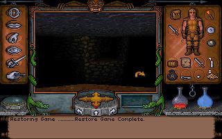 Blogging Ultima: Ultima Underworld, Day 1