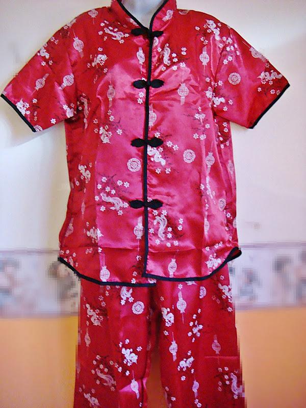 Chinese Fashion Street Chinese Samfu